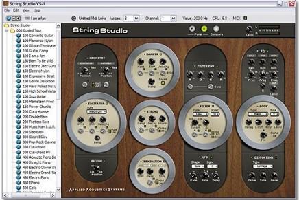 AAS announces String Studio update
