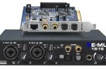 E-MU announces new PCI audio interfaces