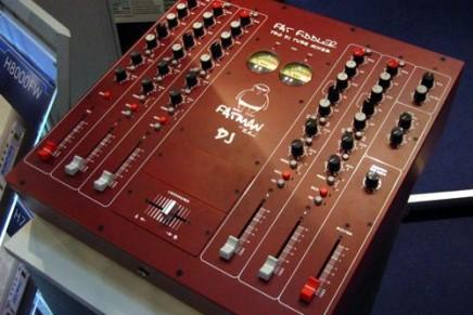 TL Audio adds Dj Mixer to Fatman product line