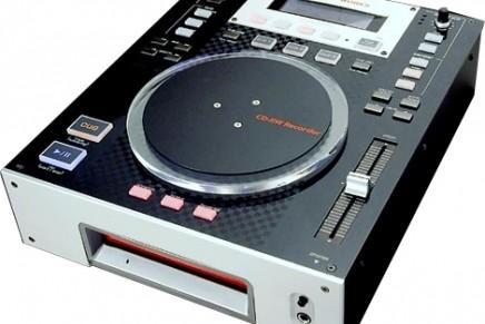Vestax announces the CDR-07 pro