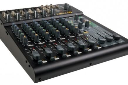 M-Audio announces NRV10 Mixer/FireWire audio interface