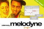 Melodyne now as a Plugin