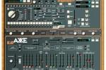 ARP AXXE in software