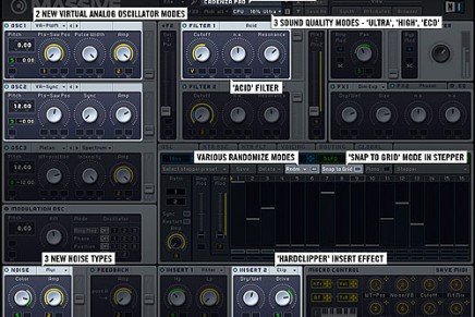 Native Instruments releases MASSIVE 1.1