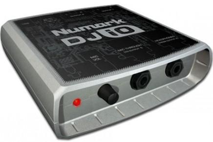Numark introduces new DJ audio interface